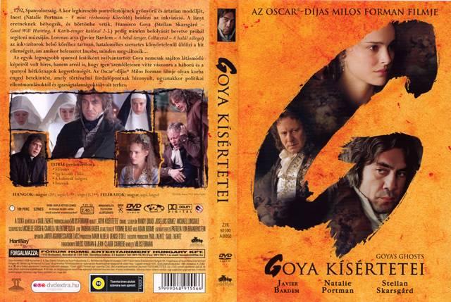 Goya kísértetei