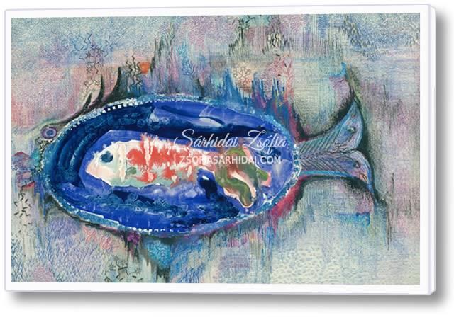 A halacska álma - Sárhidai Zsófia
