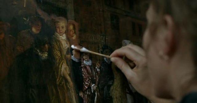 Festői titkok - Antoine Watteau