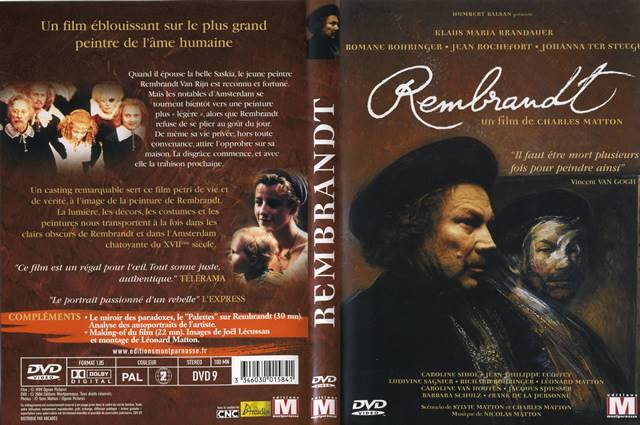 Rembrandt DVD