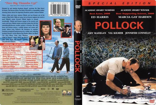 Pollock DVD