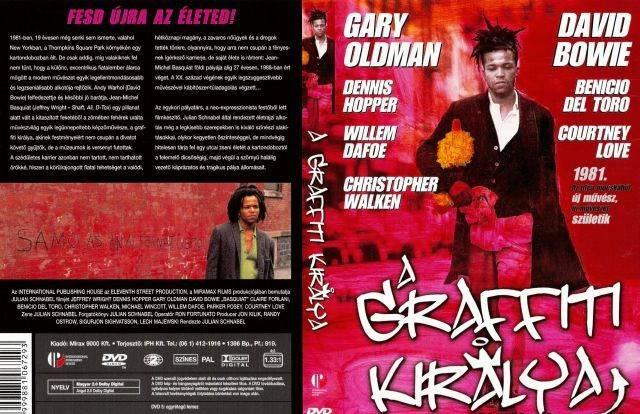 A graffiti királya DVD