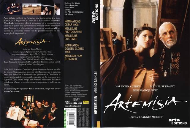 Artemisia DVD