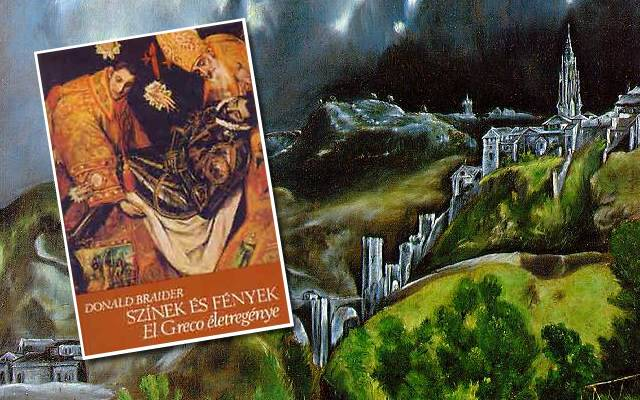Színek és fények - El Greco életregénye