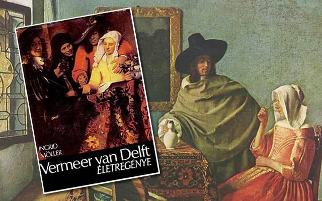 Vermeer van Delft életregénye
