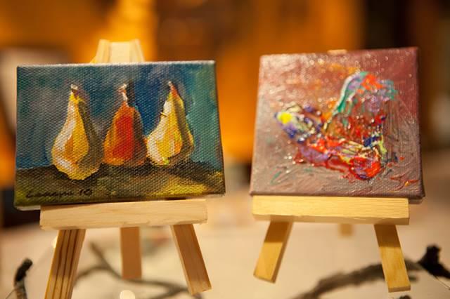 Mini festmények