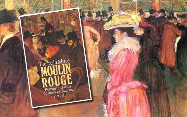 Pierre La Mure: Henri de Toulouse-Lautrec életregénye
