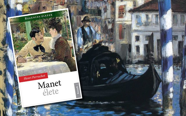 Henri Perruchot: Manet élete