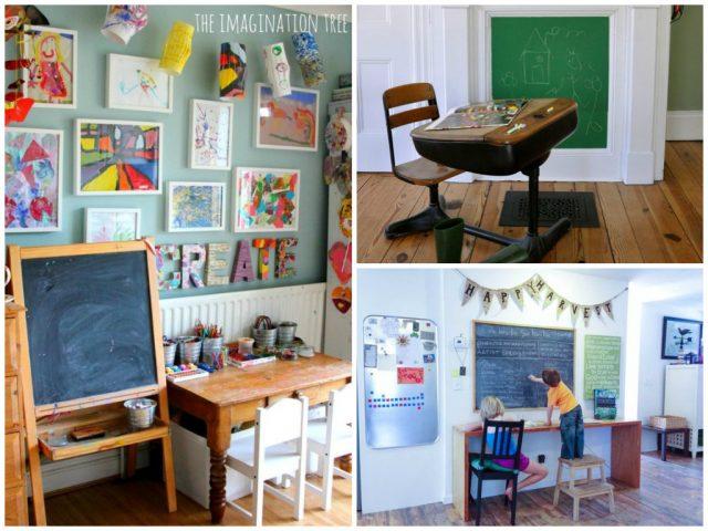 Tanulósarok inspiráció 09