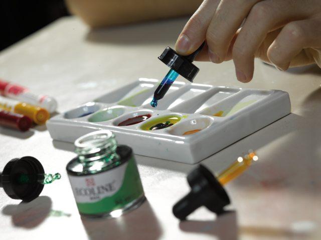 Ecoline folyékony akvarell